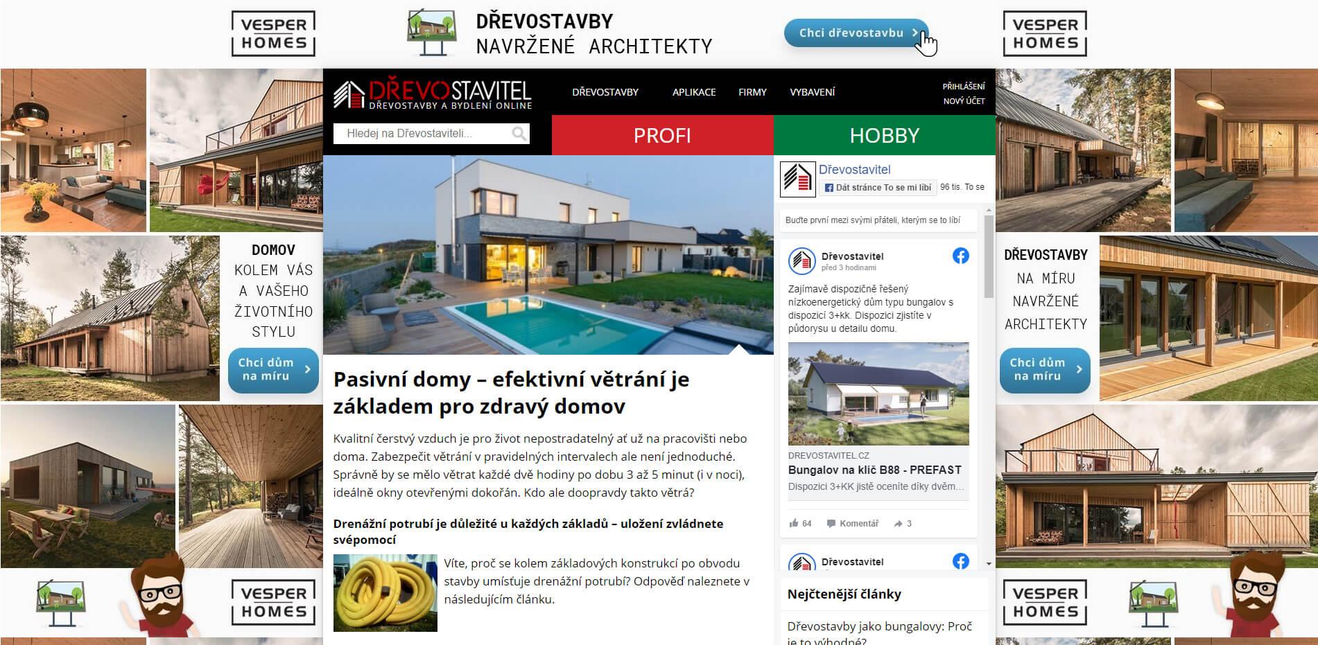 Portál dřevostavitel.cz